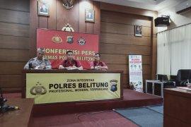 Polres Belitung catat 1.416 pelanggar Operasi Patuh Menumbing 2019