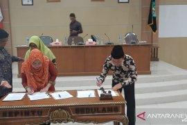 Pemkab Bangka berhasil raih angka 383 audit RBRA