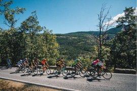 Juara etape 18 balap sepeda Vuelta Espana disandang Higuita