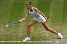 Debutan Rybakina singkirkan Pliskova di Dubai