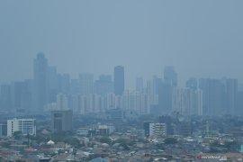 Senin pagi, Jakarta kota terpolusi keempat dunia