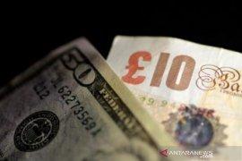 Dolar AS menguat karena sentimen risiko memburuk, pound sterling jatuh