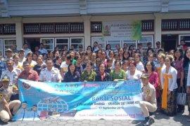 Dishub Denpasar  bantu 15 panti asuhan