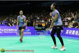 Pembulutangkis Indonesia, Della/Rizki melaju ke final Vietnam Open 2019