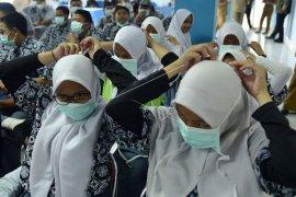 Akibat karhutla, dua ribuan  balita di Sumatera Selatan terkena ISPA