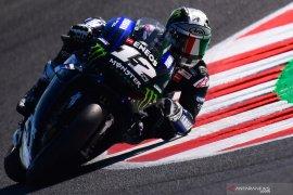 MotoGP: Vinales dominasi latihan bebas di Aragon, Ducati kepayahan