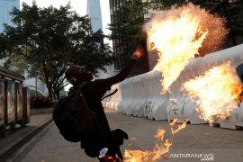 Polisi selidiki pelempar bom molotov ke Kantor PDIP Bogor