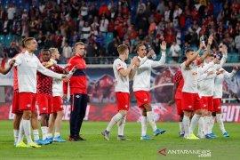Leipzig masih di puncak Liga Jerman