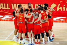 Spanyol juara Piala Dunia Basket