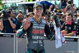 GP San Marino, Marquez sebut Quartararo pebalap terbaik