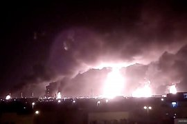 Kilang minyak Saudi dibom, Indonesia kecam dan serukan dialog