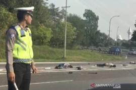 Kecelakaan tunggal, tiga orang meninggal dunia