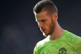Kiper asal Spanyol, David de Gea perpanjang kontrak bersama Manchester United