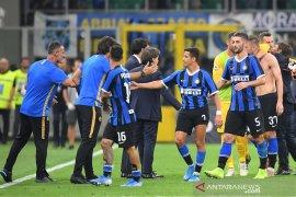 Inter duduki puncak, Juventus tergusur,  Liga Italia