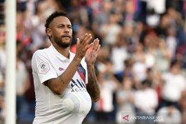 Kembalinya Neymar mantapkan PSG di puncak, Liga Prancis