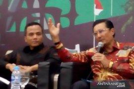 Fadel akan temui Megawati jelang pemilihan Ketua MPR