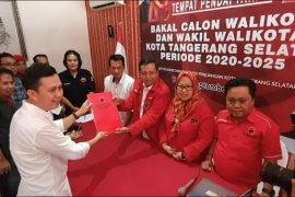 Aktivis antikorupsi, Ade Irawan daftar penjaringan calon wali kota Tangsel di PDIP