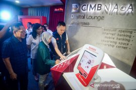 Peluncuran Digital Lounge