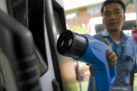 OJK tetapkan insentif pembiayaan kendaraan ramah lingkungan