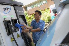 Kendaraan listrik, PLN sediakan 1.900 SPLU di Jakarta