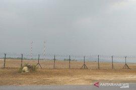 Belitung diselimuti kabut asap karhutla kiriman dari Kalimantan