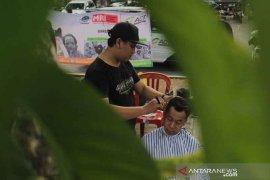 ACT- Barber Bali Community galang dana MSR