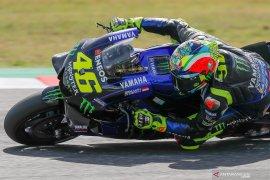 Rossi gagal rengkuh podium di Misano