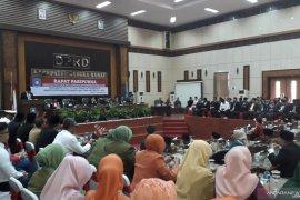 Bupati Bangka Barat ajak legislator baru kuatkan kerja sama bangun daerah