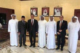 Pandjaitan's : UAE visit prioritizes deepening economic cooperation