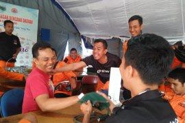 Dinas kesehatan cek berkala personel  tim satgas karhutla Batanghari
