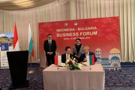 Kadin Indonesia-Bulgaria tandatangani kesepahaman tingkatkan perdagangan
