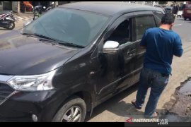 Polisi selidiki aksi pencurian uang nasabah bank di Garut