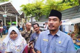 DPRD Banjarmasin tinjau dugaan adanya bangunan liar di terminal Antasari