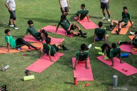 Indonesia pimpin Grup G Kualifikasi di Piala Asia U-16
