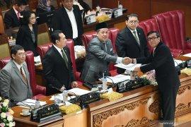 DPR gelar rapat paripurna agendakan pengesahan beberapa RUU