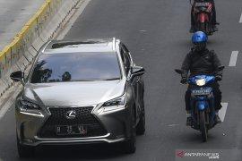 1.100 mobil mewah tunggak pajak di wilayah Jakarta