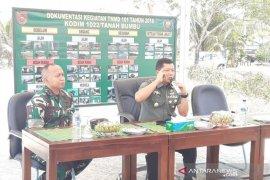Waaster Kasad: Perekrutan bintara TNI diprioritaskan bagi  putra daerah