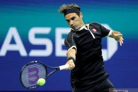 Federer tak merasa terancam Nadal meski hanya Terpaut satu gelar