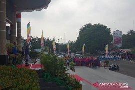 Pemkot Pangkalpinang gelar upacara peringati HUT ke-262