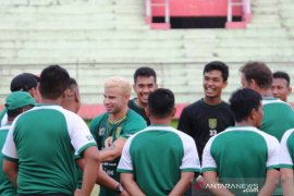 Pemain baru, Diogo Campos diturunkan lawan PSIS Semarang