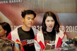 Laura Basuki akui merasa terhormat perankan Susy Susanti