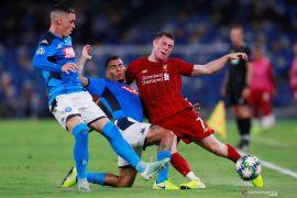 Liga Italia: Napoli ucapkan selamat jalan kepada Jose Callejon