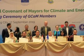 "Tanggulangi perubahan iklim, Pemkot maksimalkan ""Kampung Kita"""