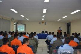 Personel Lanud Supadio ikuti pembekalan keselamatan terbang dan kerja