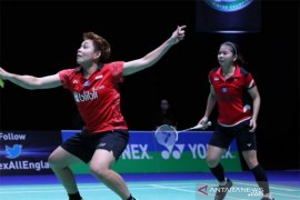 Greysia/Apriyani melenggang  ke perempat final China Open 2019