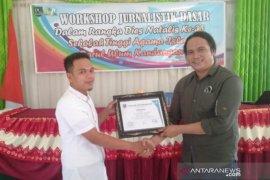 LPM STAI Darul Ulum Kandangan gelar workshop jurnalistik dasar