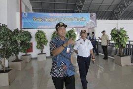 "Pembangunan ""park and ride"" Terminal Joyoboyo Surabaya capai 93 persen"