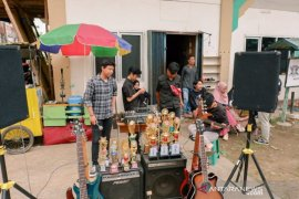 UKM Ray Science Band wadah musisi muda di IAIN Pontianak