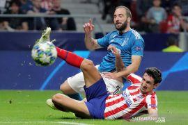 Sempat unggul 2-0, Juventus akhirnya harus puas bermain imbang dengan Atletico