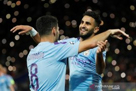 Manchester City menang mudah atas Shakhtar